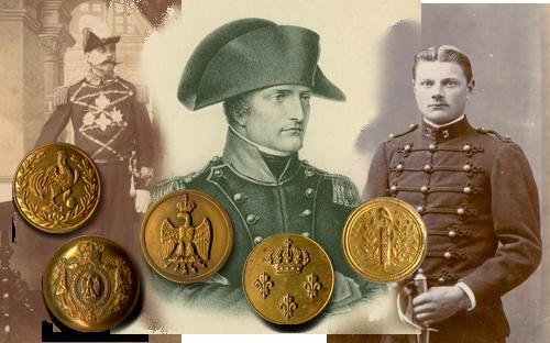 von Napoleon bis zum Gegenwart