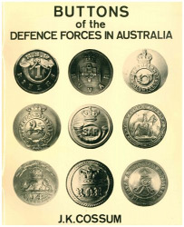 Buttons of the Defence Forces in Australien