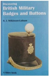 Discovering British Military Badges and Buttons